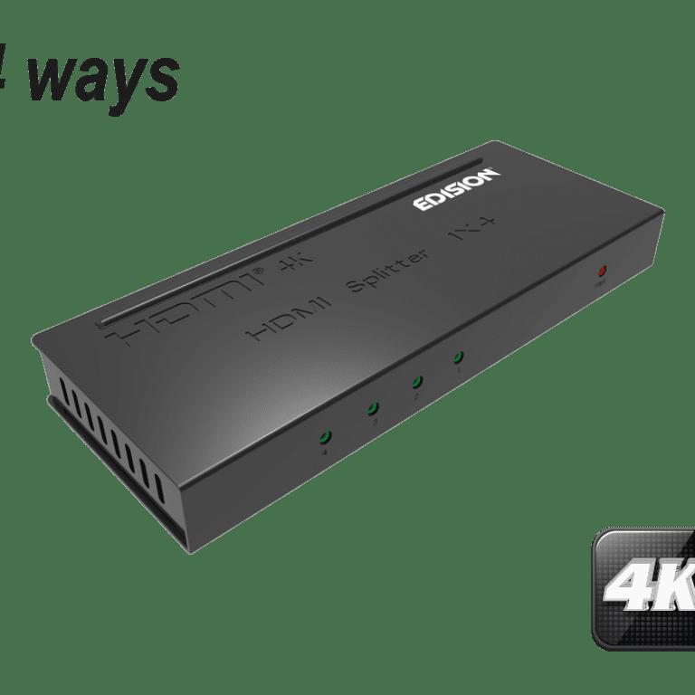 4K_HDMI_SPLITTER_1X4_prodaja_hrvatska_tehnoalarm