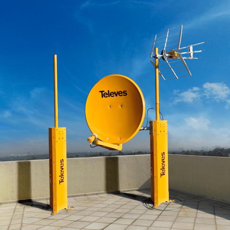 Nosači antena, antenski stupovi