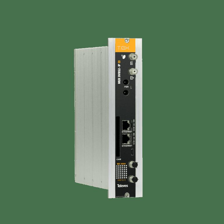 Televes transmodulatori DVB-S/S2 – IP za ugostiteljske sustave i pribor za ugradnju