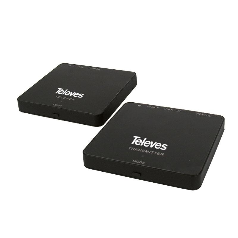 HDMI+IR_TxRx_WiFi_5GHz_8ch_audio_video_IR_odašiljač_i_sustav_prijemnika