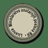 Certifikat MUP-a