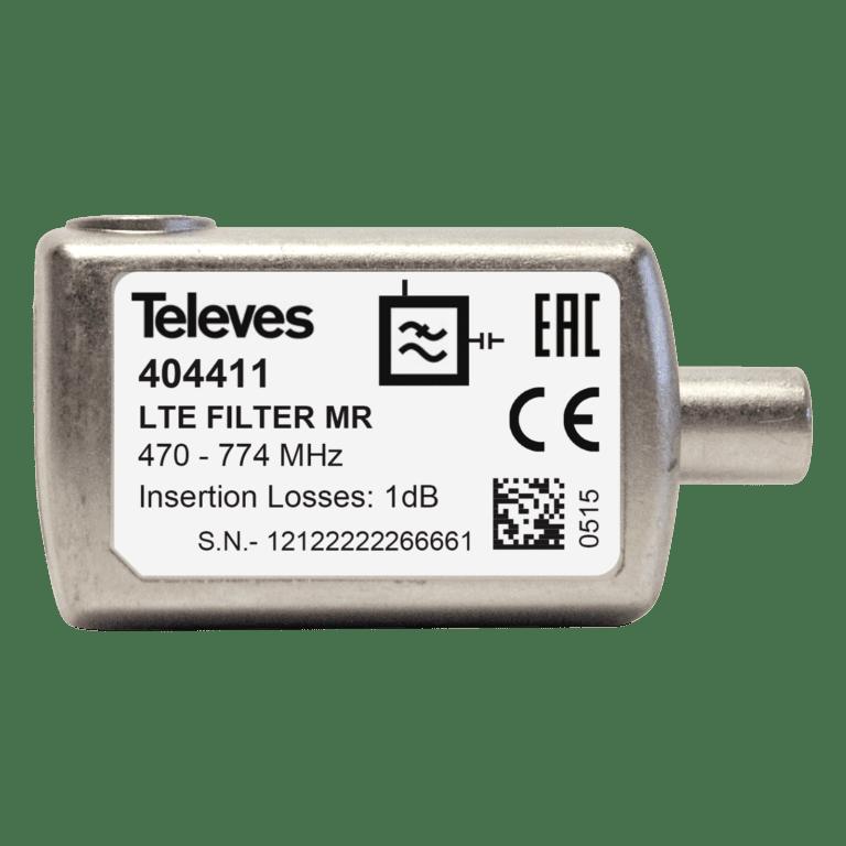 LTE filteri & kombajneri