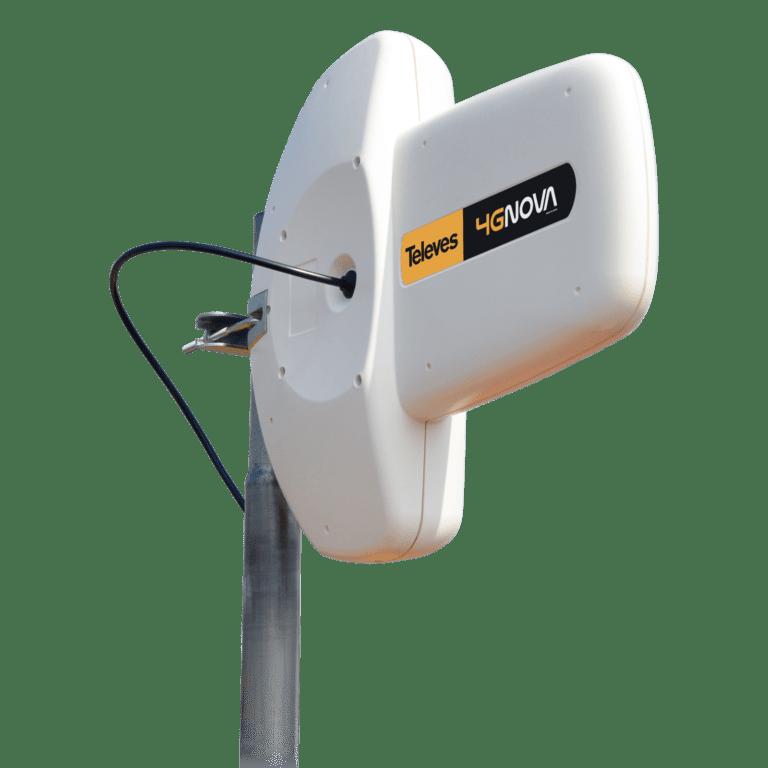 """Vrhunske """"Televes"""" 4G/LTE internet antene sa priborom za kvalitetnu ugradnju"""